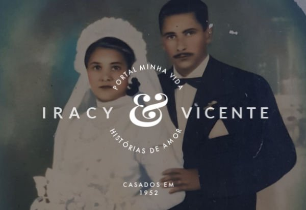 Iracy y Vicente se casaron en 1952 y respetan los defectos del otro - Foto: Colección personal