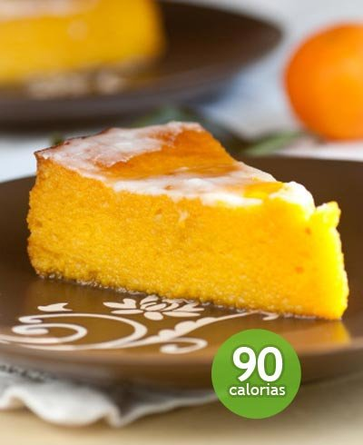 Pastel de calabaza y coco - Foto: Getty Images