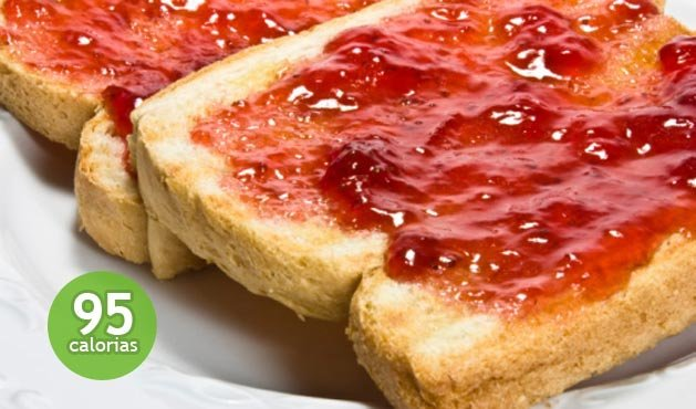Diet Jelly Toast - Foto: Getty Images