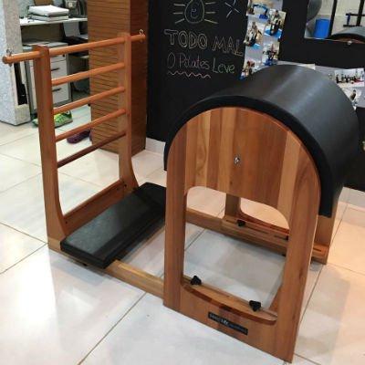 Barril de escalera - Foto: Studio FisioSport Marajoara