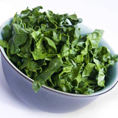 La espinaca es rica en vitamina K - Foto: Getty Images