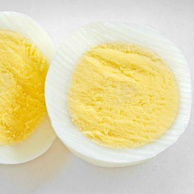 La albúmina se deriva de la clara de huevo - Foto: Getty Images