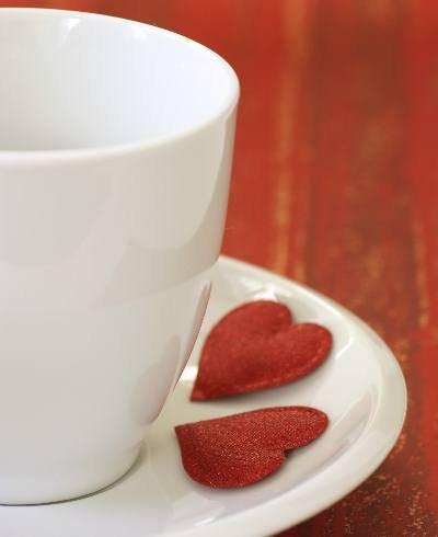 corazón de té verde - Foto Getty Images