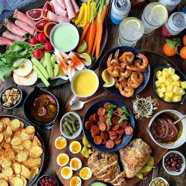 La idea de Whole 30 es que después de 30 días pueda adaptarse a otras dietas que más le convengan - Foto: Facebook / Whole30