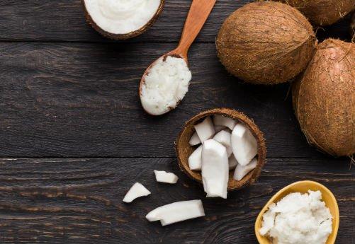 Para aquellos que desean perder peso o seguir la dieta, la pulpa de coco es una excelente opción - Foto: Shutterstock