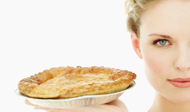 Pastel de maíz de lino - Getty Images