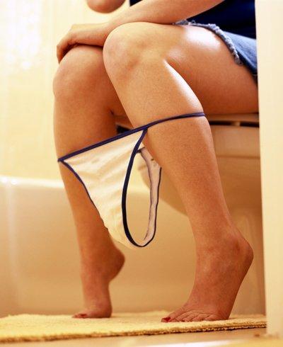mujer en el baño - Foto: Getty Images