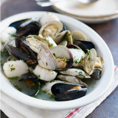 Las ostras son buenas fuentes de yodo - Foto: Getty Images