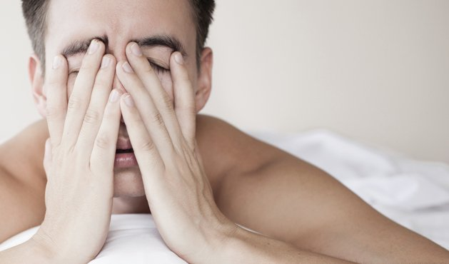 hombre cansado - Foto: Getty Images