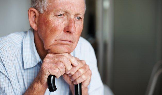hombre triste - Foto: Getty Images