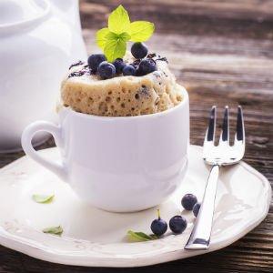 Pastel de taza - Foto: Shutterstock
