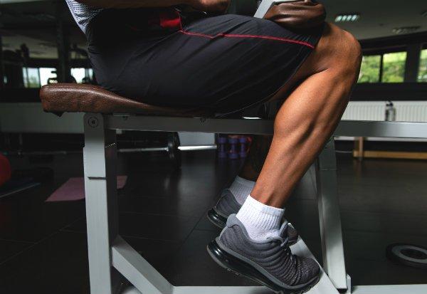 Ejercicios para las piernas: terneros - Foto: Shutterstock