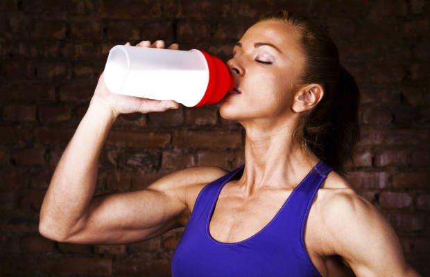La albúmina ayuda a ganar músculo - Foto: Getty Images