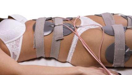 Corriente rusa: el tratamiento utiliza corriente eléctrica con fines estéticos y terapéuticos.