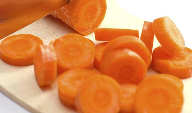 La zanahoria es una gran fuente de betacaroteno - Foto: Getty Images