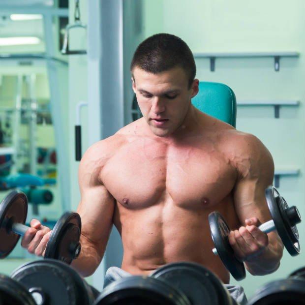 La maltodextrina ayuda a ganar músculo - Foto: Getty Images
