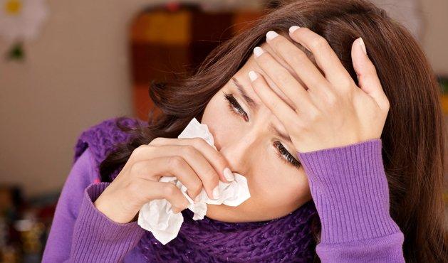 mujer con neumonía - Foto: Getty Images