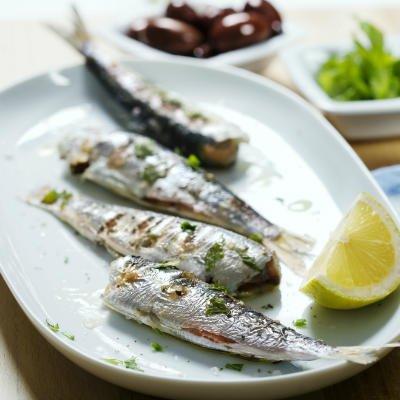 Las sardinas son el segundo pescado más rico en omega 3 - Foto: Getty Images