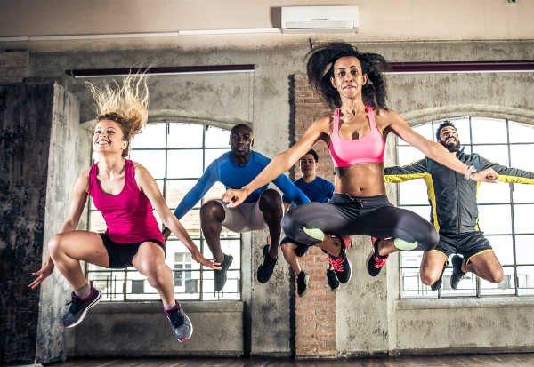 La clase de salto tiene varios beneficios; échale un vistazo - Créditos: Oneinchpunch / Shutterstock